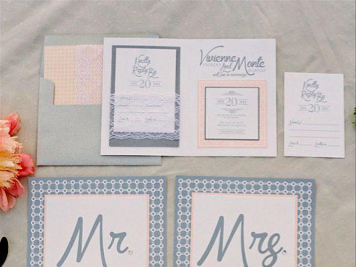 Tmx 1421878098035 Vintageflair2 Richardson wedding invitation
