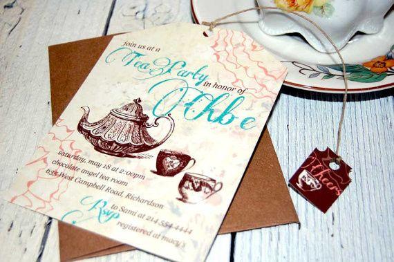 Tmx 1421878646905 Teabag Richardson wedding invitation