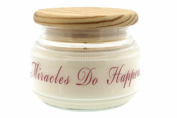 Personalize Wedding Clear Jar