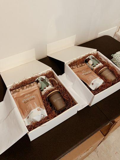 Custom Gift Items Boxed