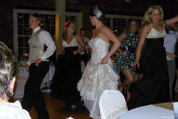 Bridal dancing