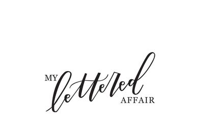 My Lettered Affair