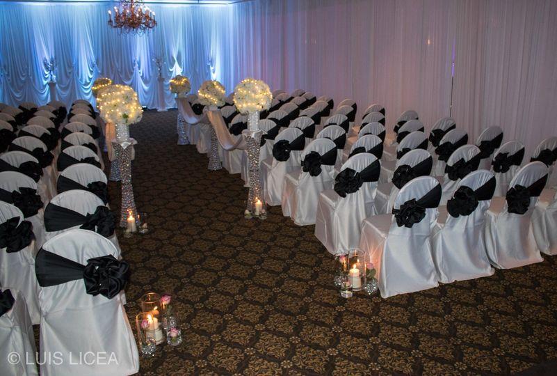 Amore room ceremony