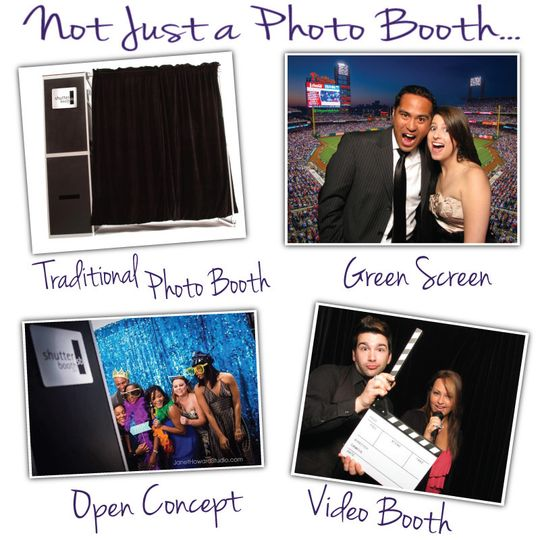 not just a photo booth