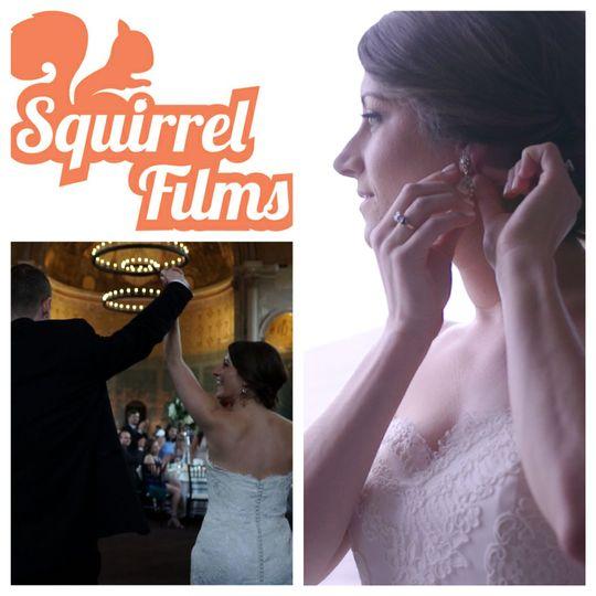 Squirrel Wedding Films