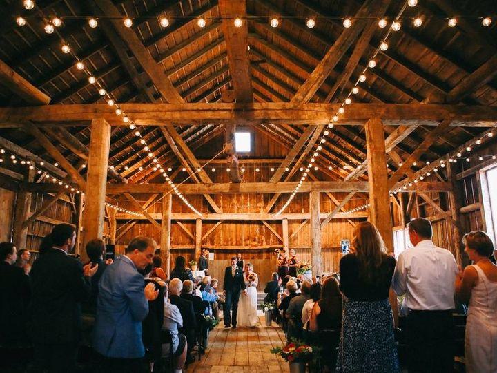 Tmx 1503493244305 Barn Ceremony.jpg.1024x0 Sheboygan wedding venue