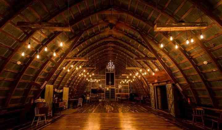 On A Whim Event Barn