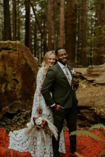 BJ and Kellyn - elopement