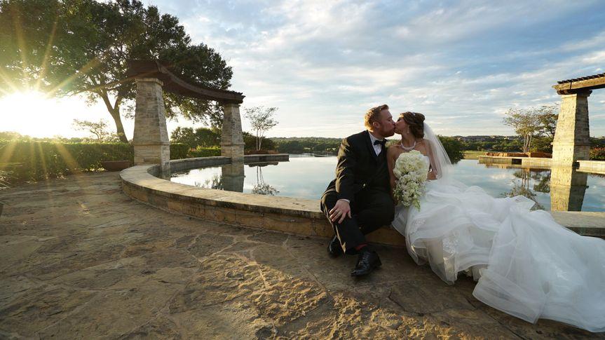The Shaw Wedding filmed at Avery Ranch Golf Club.