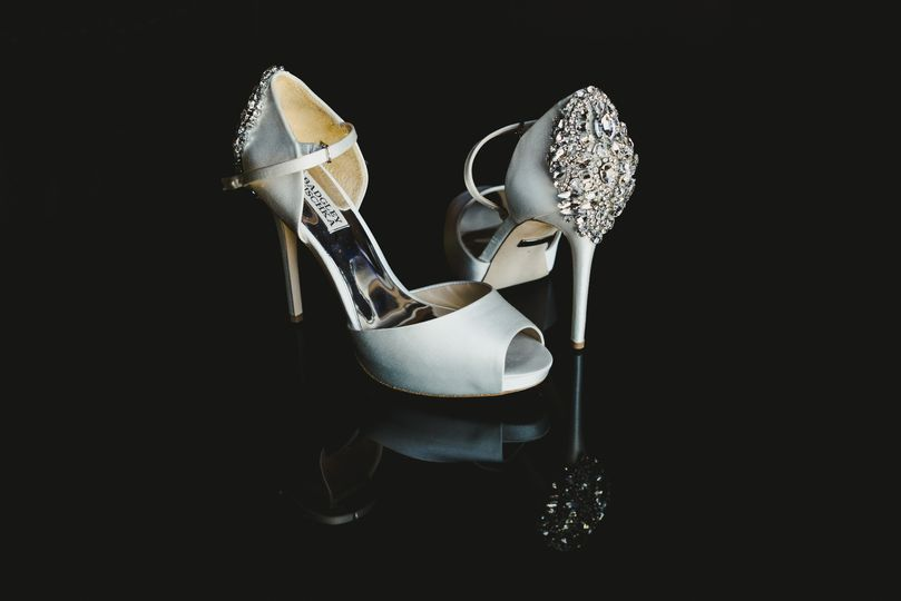 Wedding Shoes ©Charles Magrin