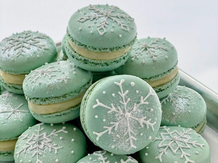 Tmx Snowflake Macs 51 765395 161110805745975 Greenwich wedding cake