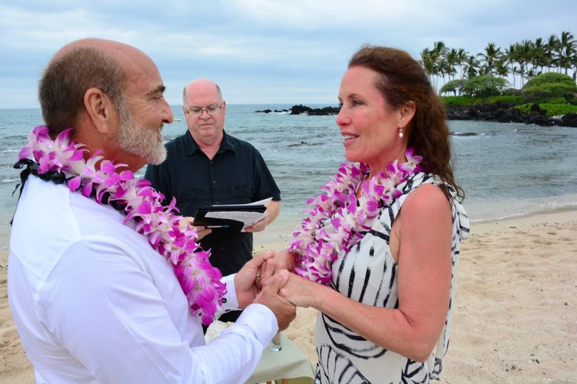 Big Island vow renewal