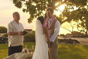 Weddings on Big Island by Kevin