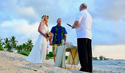 Weddings on Big Island by Kevin 2