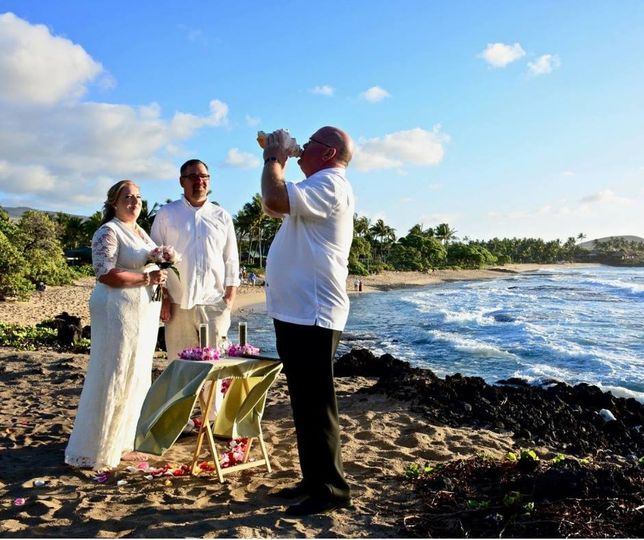 Weddings on Big Island