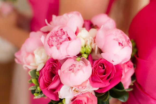 Tmx 1335828084746 Pinkbridesmaidpeony Baltimore, MD wedding florist