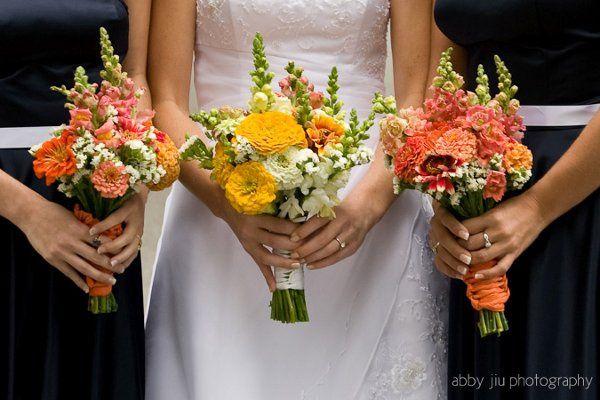 Tmx 1335828575606 Amyssnapdragonbouquetsecofriendly Baltimore, MD wedding florist