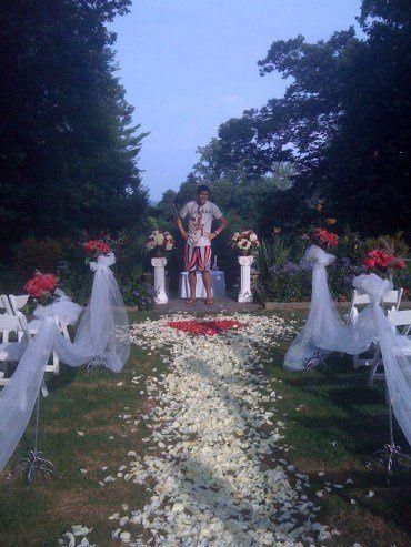 Tmx 1340573787825 Aislepetalswithheart Baltimore, MD wedding florist