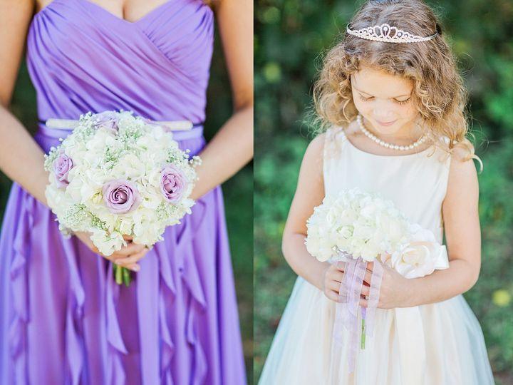 Tmx 1455374155689 Bridesmaid Hydrangea Lavender Rose Babys Breath Bo Baltimore, MD wedding florist