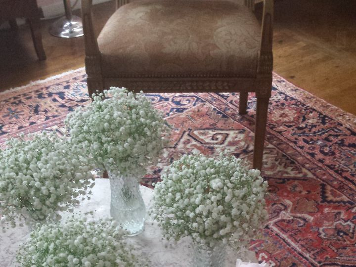 Tmx 1455375224985 Babys Breath Bouquets And Blush Peony Bouquet Baltimore, MD wedding florist
