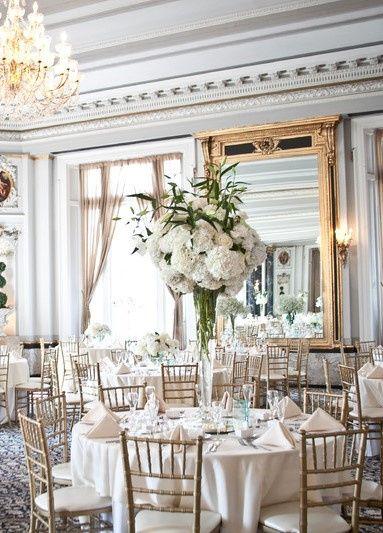 Tmx Belvedere Tall White Centerpiece Marylee 51 146395 Baltimore, MD wedding florist