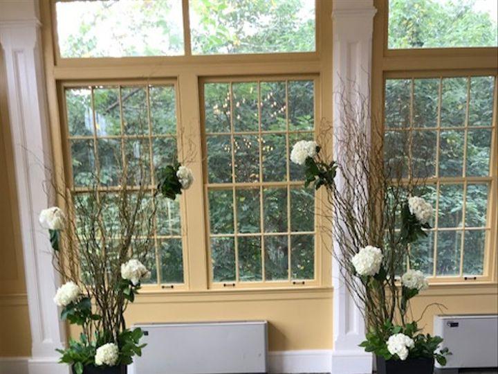 Tmx Ceremony Tall Curly Willow Hydrangea Salal 51 146395 Baltimore, MD wedding florist