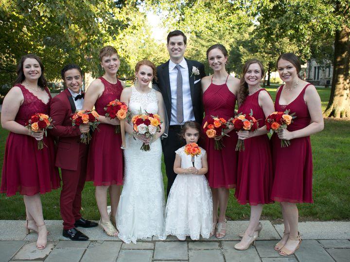 Tmx Loyola Fall Wedding 51 146395 Baltimore, MD wedding florist