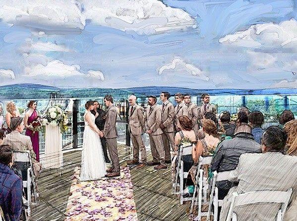 Tmx Rooftop Wedding Final2 1 51 1866395 1569550226 Poughkeepsie, NY wedding venue