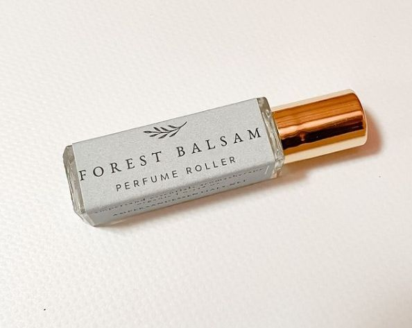 Traditional Labeling - Perfume