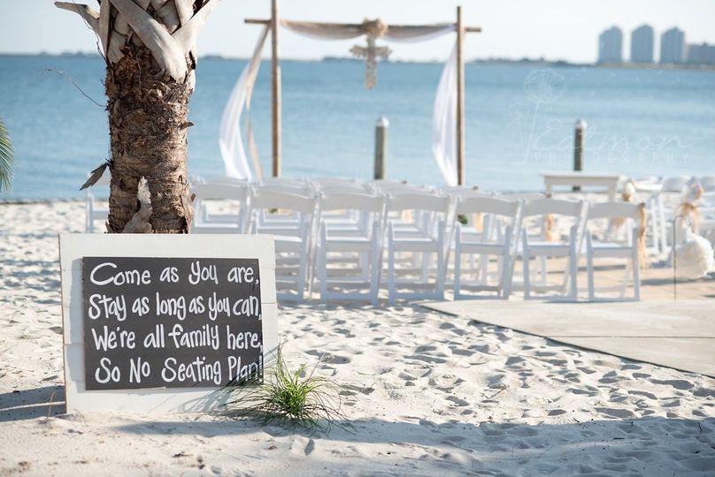 The Wedding House Navarre Beach Fl