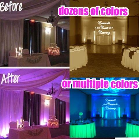 Great lighting options