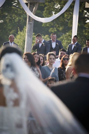 White oaks on the bayou emotional groom