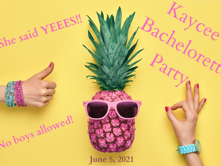 Tmx Kaycees Bachelorete Party Pineapple 51 1969395 159467058668124 Albert Lea, MN wedding favor