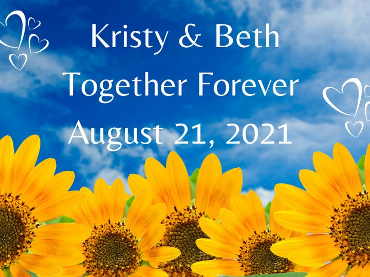 Tmx Sunflower Together Forever August 21 2021 51 1969395 159467058350527 Albert Lea, MN wedding favor