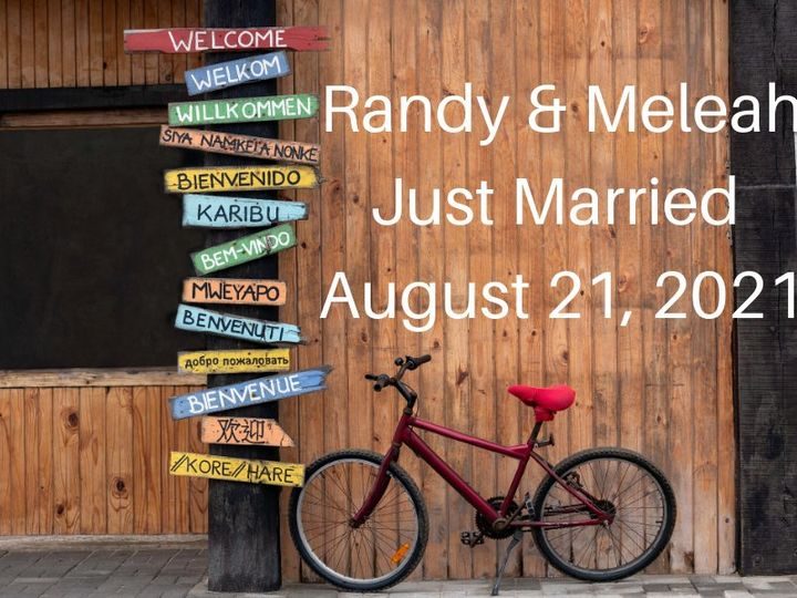 Tmx Welcome Signs Randy Meleah August 21 2021 51 1969395 159467058320408 Albert Lea, MN wedding favor