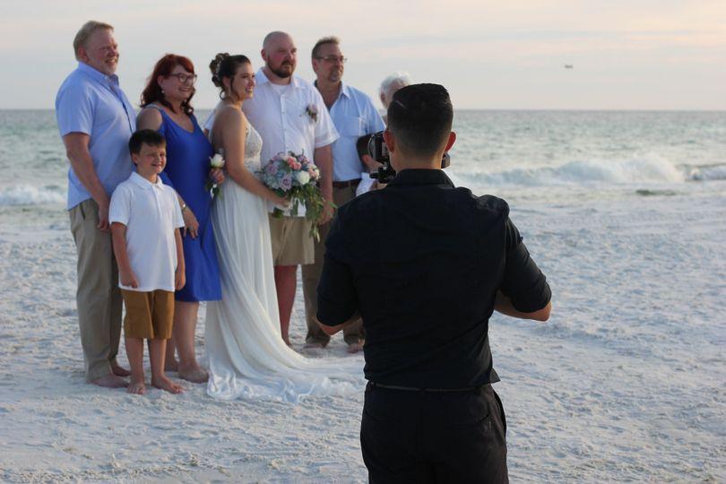 Hofius wedding