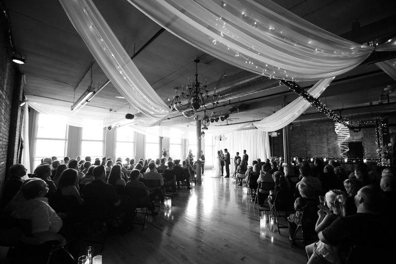 Wedding proper