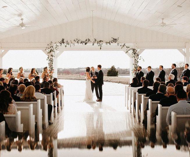 Couple vows