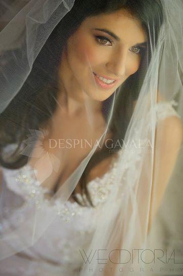 bridal makeu