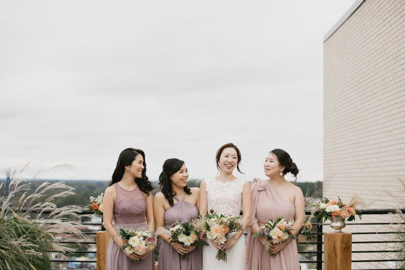 Bridesmaids | Photo by: Meritt Chesson