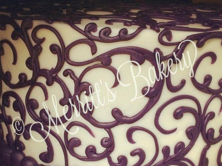 Tmx 1422635317039 2 Tulsa, Oklahoma wedding cake