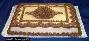 Tmx 1422635443599 G6 Tulsa, Oklahoma wedding cake
