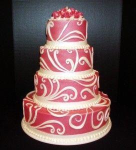 Tmx 1422635553110 W1 Tulsa, Oklahoma wedding cake
