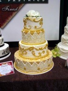 Tmx 1422635558682 W2 Tulsa, Oklahoma wedding cake