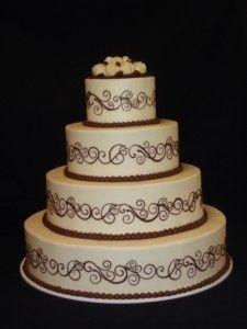 Tmx 1422635561623 W3 Tulsa, Oklahoma wedding cake