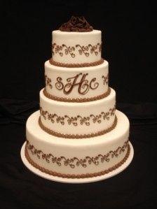 Tmx 1422635565107 W4 Tulsa, Oklahoma wedding cake