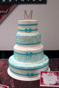 Tmx 1422635567604 W5 Tulsa, Oklahoma wedding cake