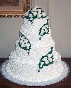 Tmx 1422635602682 W16 Tulsa, Oklahoma wedding cake