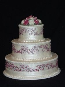 Tmx 1422635605635 W17 Tulsa, Oklahoma wedding cake