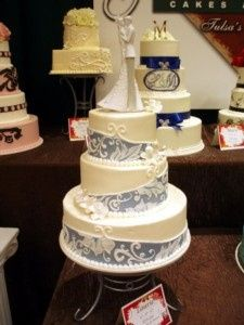 Tmx 1422635631149 W25 Tulsa, Oklahoma wedding cake